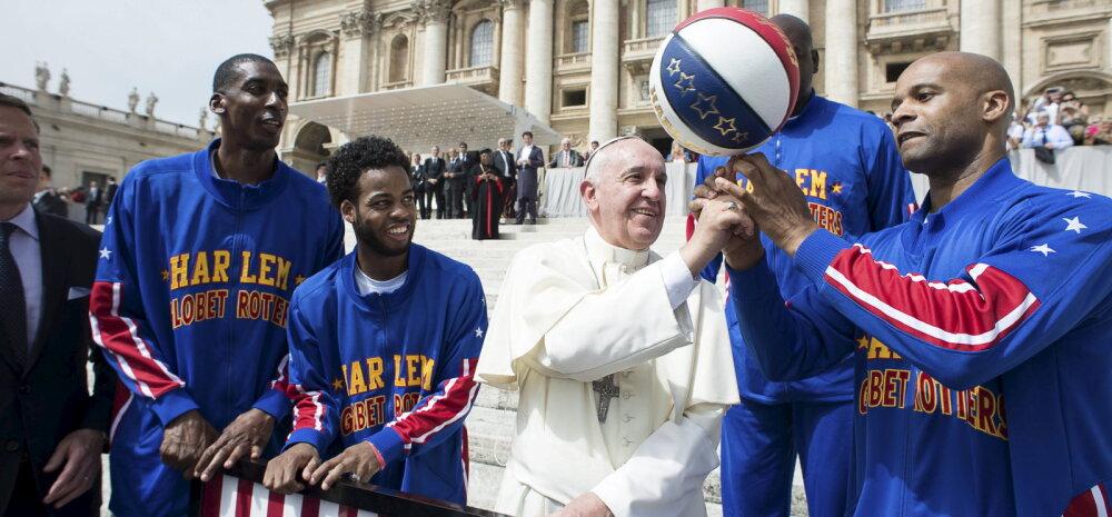 FOTOD: Paavstide uskumatult luksuslik elu ja kuidas tänane usujuht on täiesti erinev