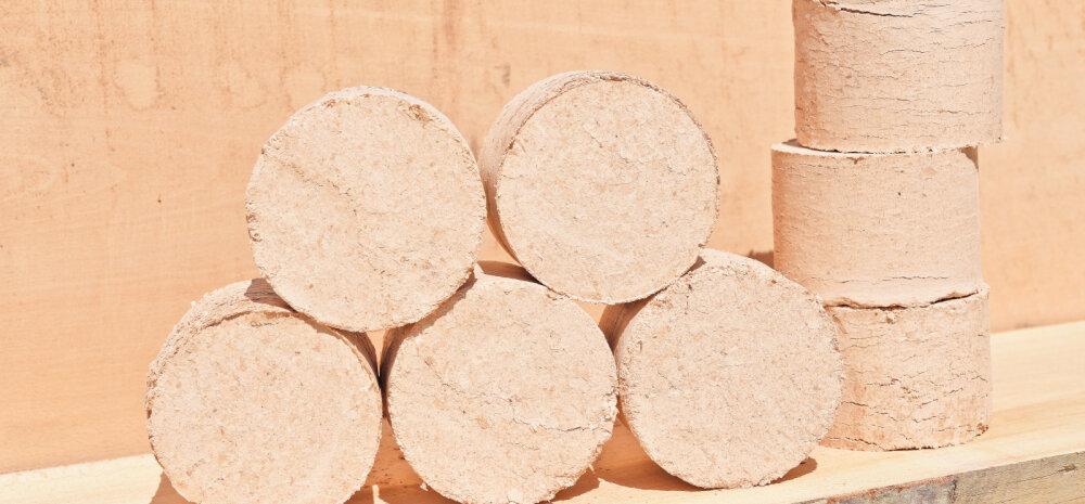 Mida peab teadma puitbriketiga kütmisel, et küttekoldele mitte liiga teha?