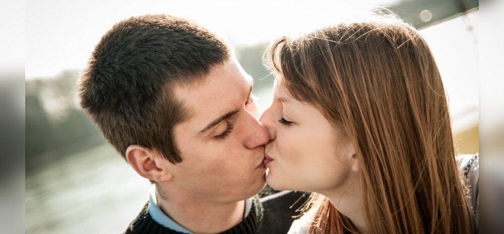 Müüt või tõde: kui suudled, saad kallimalt kaariese?