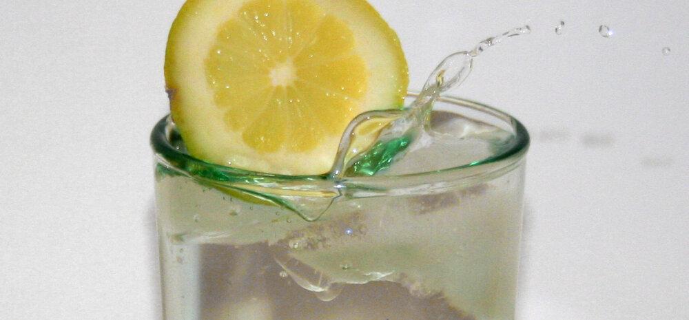 Lugejate tervisenipid: hommiku esimene jook olgu soe vesi sidruniga ja teisi väga vajalikke tarkusi