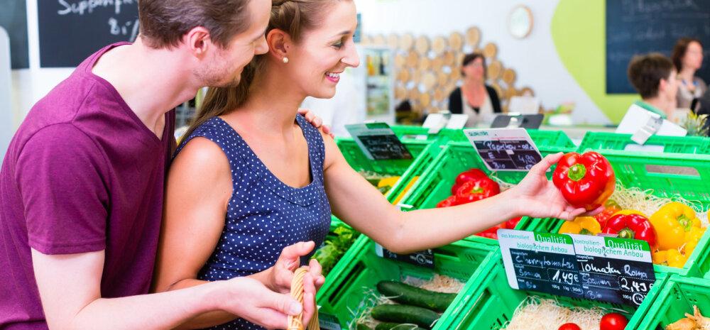 50 kõige tervislikumat valikut kaupluses: ole aus — mitu asja neist sina viimati poest koju tõid?