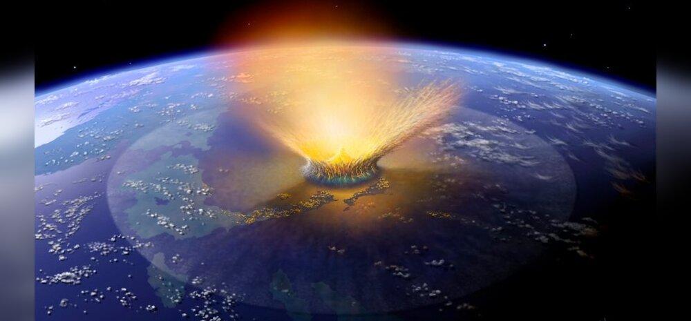 NASA: maailmalõpu tuua võiva asteroidi TV-135 ohtlikkustaset suurendati