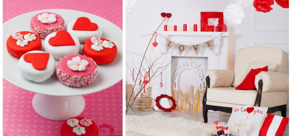 Vaata ideid, kuidas kodus romantiline meeleolu luua!