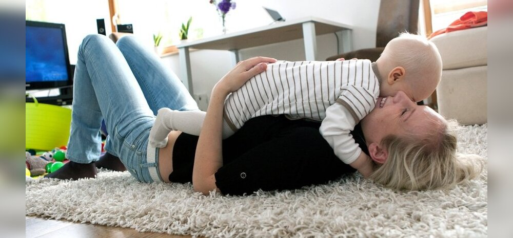 Kuidas kujuneb ema-lapse vaheline turvaline kiindumussuhe ja miks see üldse oluline on?