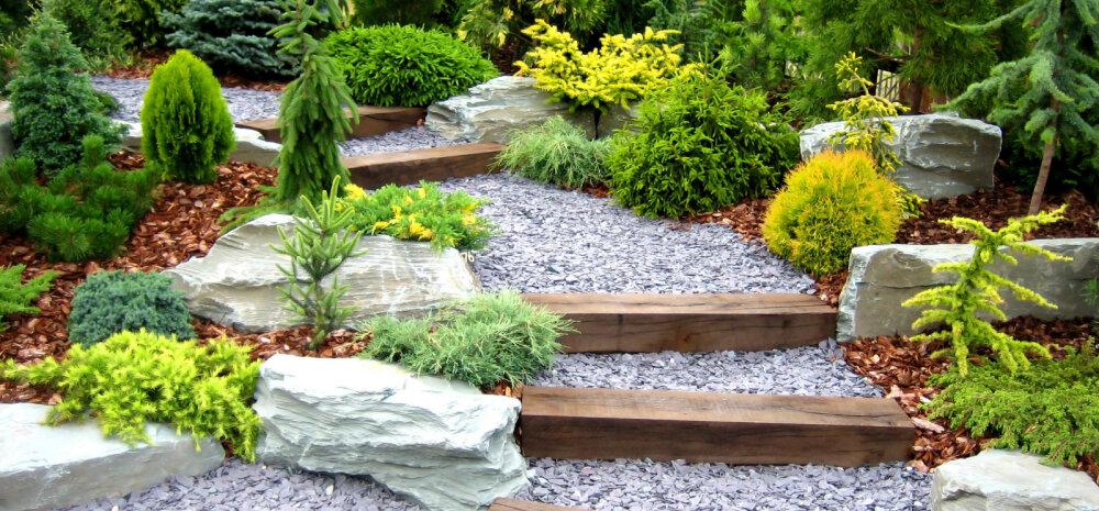 Anna aiale põnev mõõde — kuidas kujundada nõlvaaeda