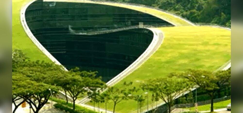 Kunst nõuab ka ilu: Muljetavaldava arhitektuuriga kunstikoole maailmast