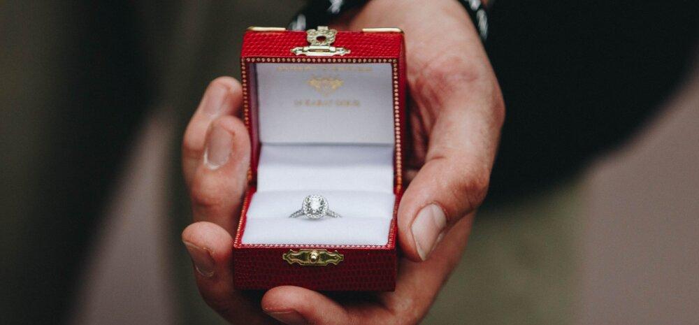 Pruut on maruvihane: sõbranna varastab minu pulmalt kogu tähelepanu! Oli tal tõesti vaja vahetult enne minu pidu kihluda?