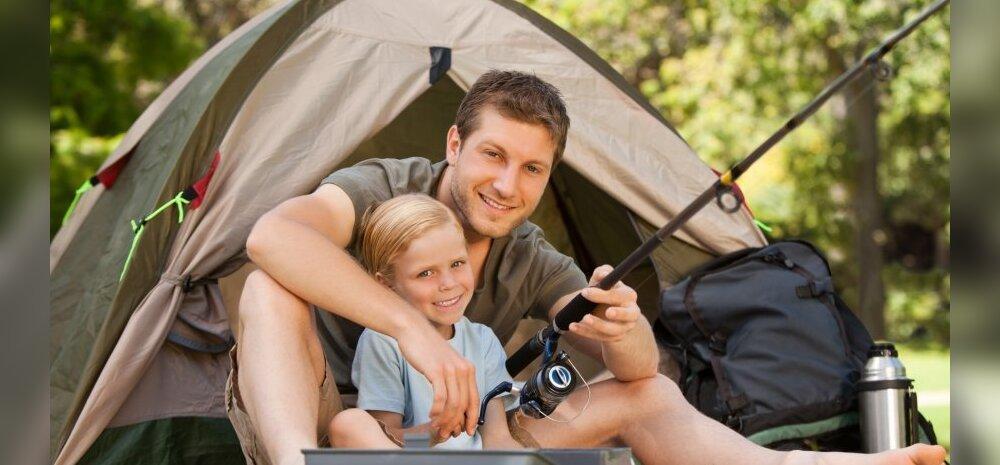 Päeva komm: laps ei hinda mitte raha, vaid perega koosveedetud aega