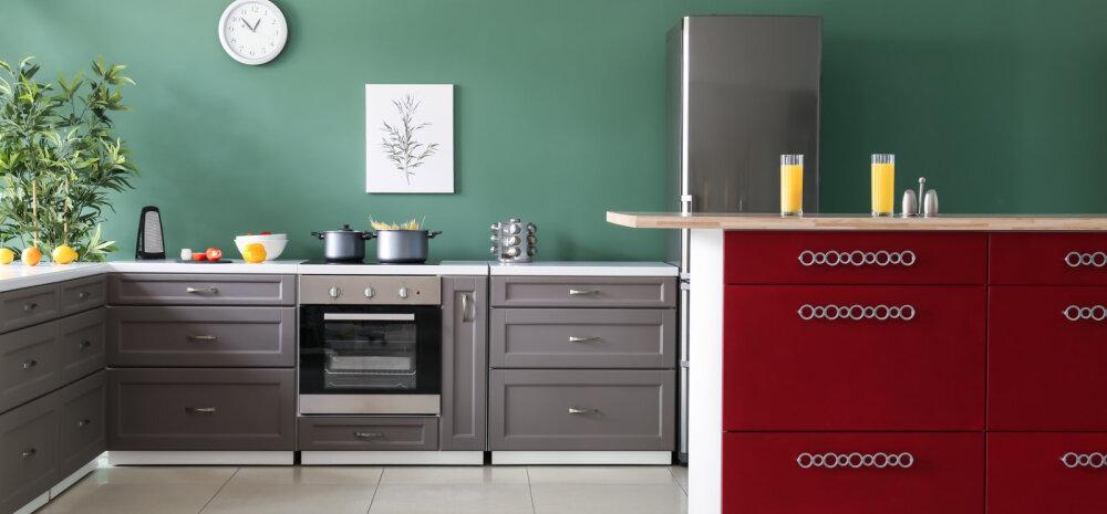 20 head nõuannet, mida tasub köögi kujundamisel arvesse võtta