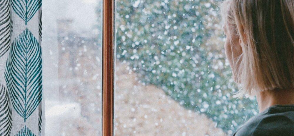 Talvedepressiooni kõrghooaeg on käes ning tõenäoliselt puudutab see probleem ka sind
