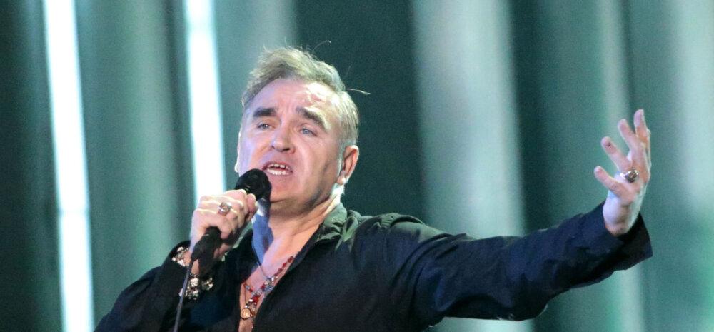 Morrissey süüdistab lennujaama töötajat seksuaalses rünnakus: kas inimestel on mõistust?