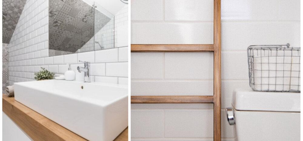 15 kuldreeglit, mida vannitoa plaatimisel silmas pidada