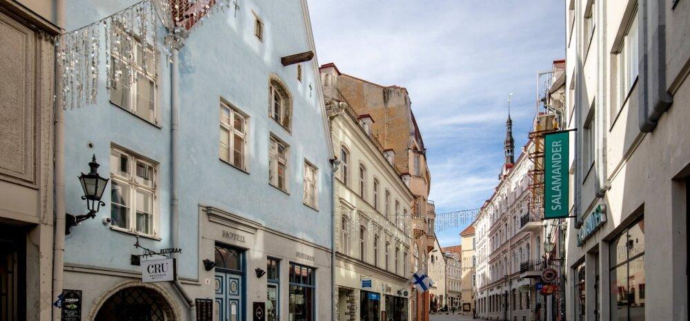 Рынок недвижимости в Таллинне выделяется среди балтийских столиц