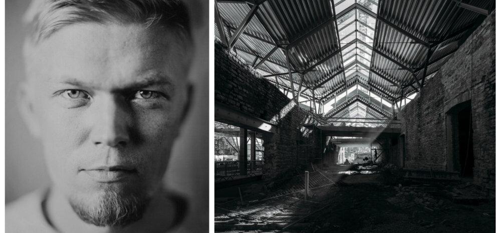 11 küsimust | Arhitektuurifotograaf Tõnu Tunnel võtab maja tükkideks ja paneb kaameras uuesti kokku