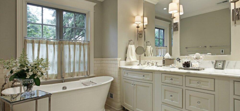 FOTOD: Vaata ideid — romantikahõngulised vannitoad