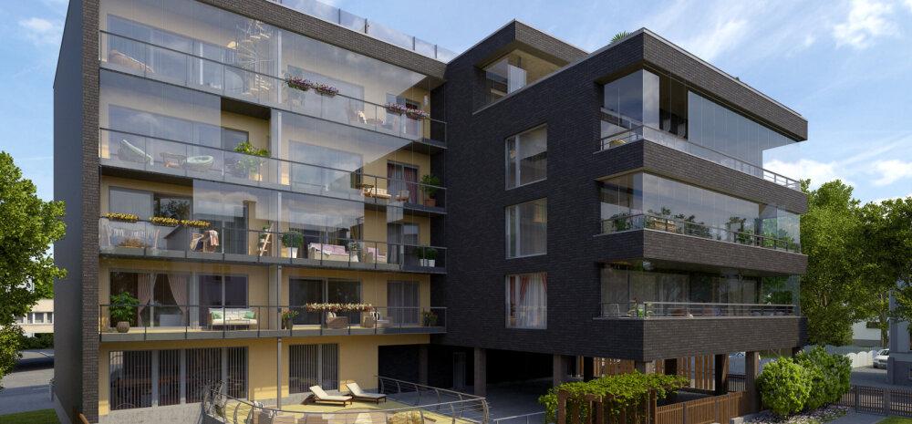 Sinu uus kodu Toompea veerel — Hermanni Maja