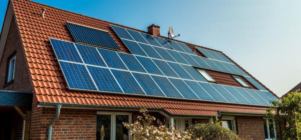 """""""Eestis pole piisavalt päikest"""" ja teised levinumad müüdid päikeseenergia kohta"""