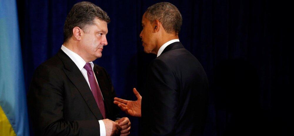 USA külmutas plaani koolitada Ukraina vägesid
