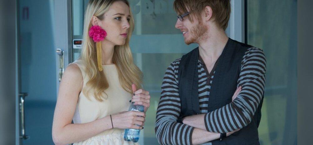 Liis Lemsalu peigmehe isa tahab, et noored kiiremini abielluks
