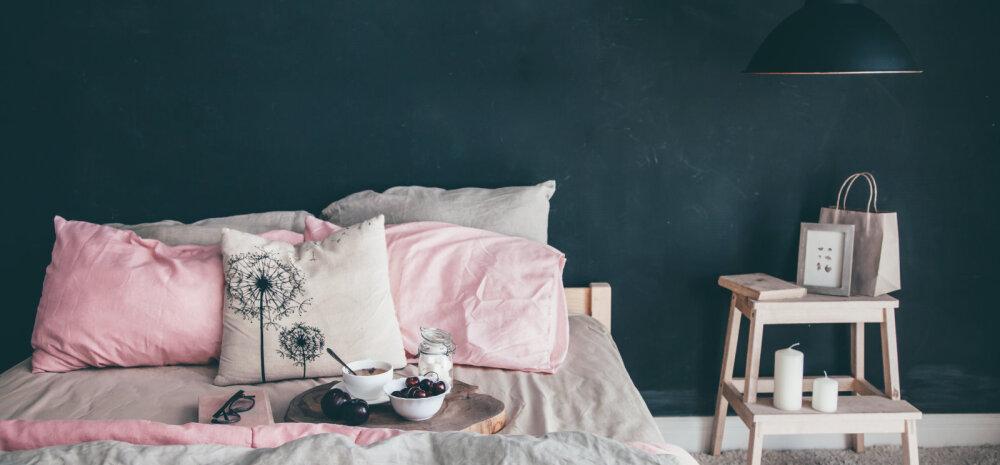 ЭКСПЕРТ │ Аллергия в спальне: как себя обезопасить