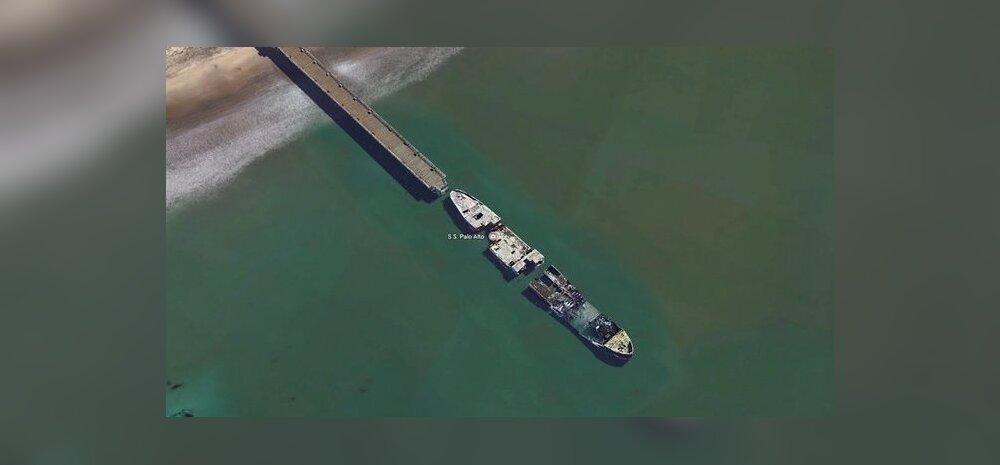SS Palo Alto, Oakland, California