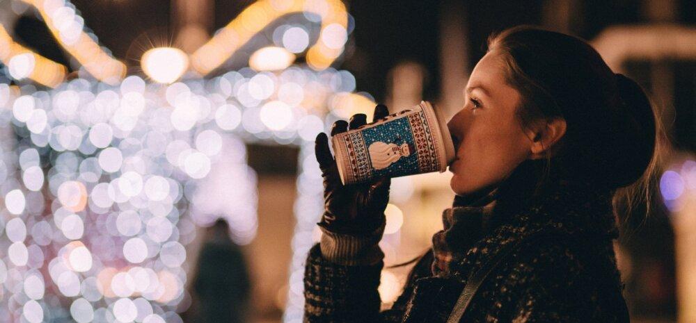 AUHINNAMÄNG   Teeme jõuluootuse helgemaks! Kirjuta meile oma jõuluimedest ja südantsoojendavatest hetkedest, mille eest oled elu lõpuni tänulik