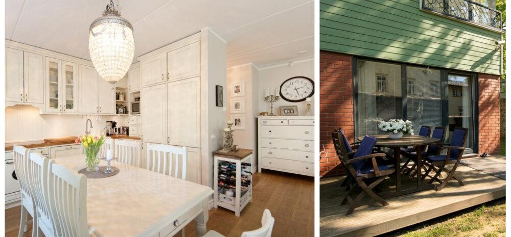 ФОТО | Роскошная квартира с двумя террасами в Каламая