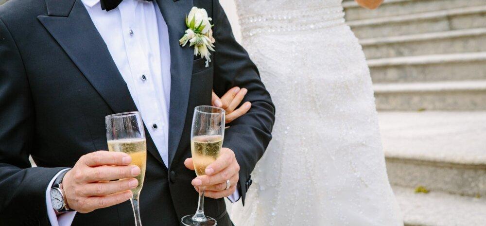Valentinipäeval abiellumine on Eestis järjest populaarsem