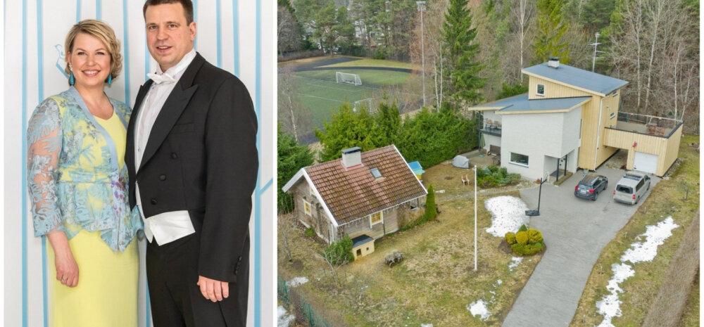 ФОТО | Землевладелец и не только: смотрите, какой недвижимостью владеет Юри Ратас