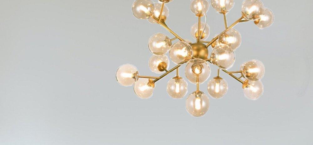 9 модных тенденций в мире светильников: от матового металла до цветного стекла