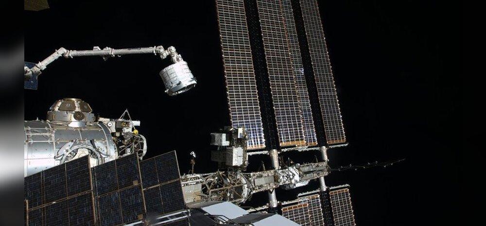VIDEO: Täispuhutav kosmosemoodul on nüüd kinnitatud kosmosejaama külge