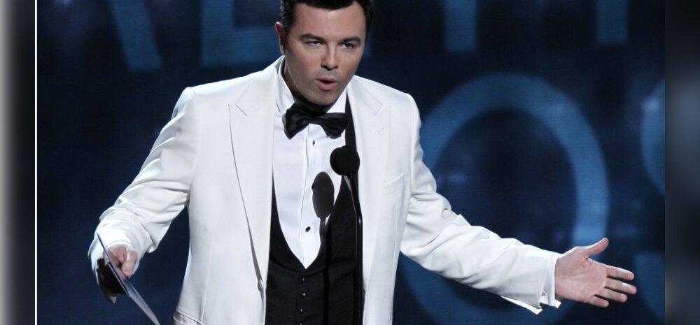 Kõndiv huumorileksikon Seth MacFarlane valiti Oscari gala õhtujuhiks!