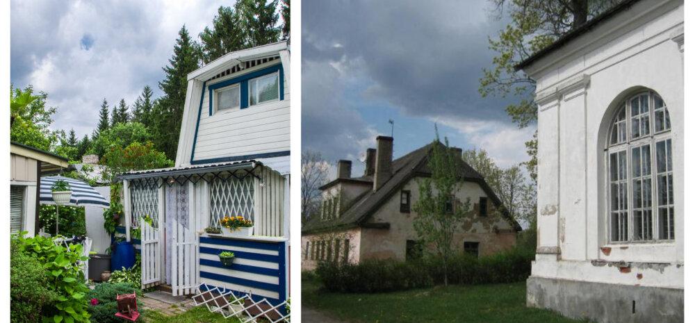Vaata perspektiivikaid suvekodusid, mille omanikuks võib saada vähem kui 18000 euroga