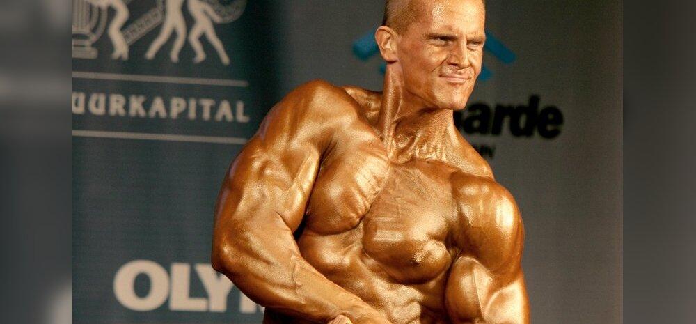 Kulturist Marek Kalmus osutus Arnold Schwarzeneggeri sugulaseks!