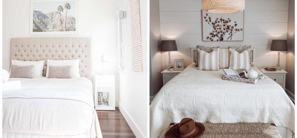 FOTOD | Pane magamistoas suvebriisid puhuma