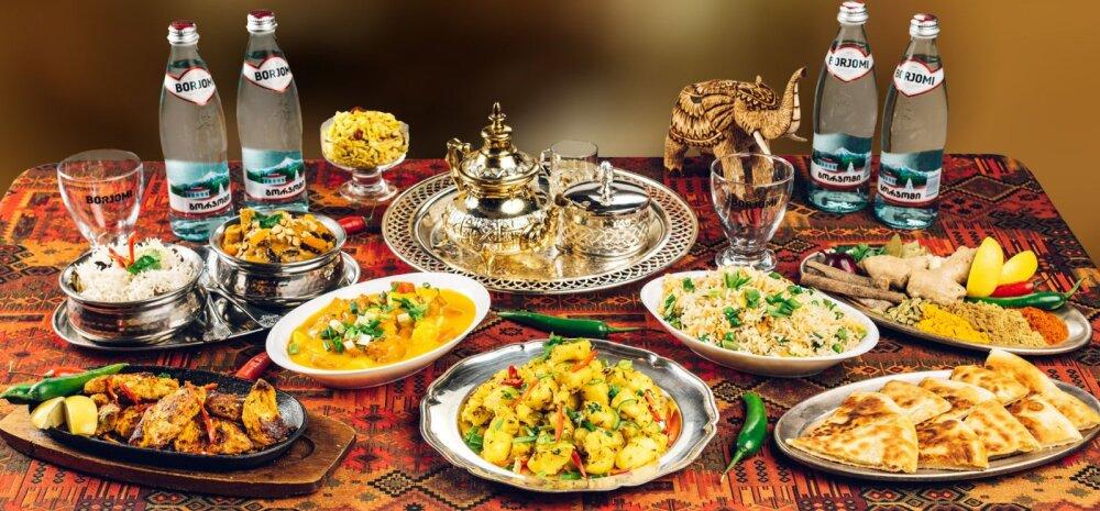 RETSEPTID: Verivorstidest ja hapukapsast villand? Eira traditsioone ja valmista jõuludeks hoopis pidulik indiapärane õhtusöök!