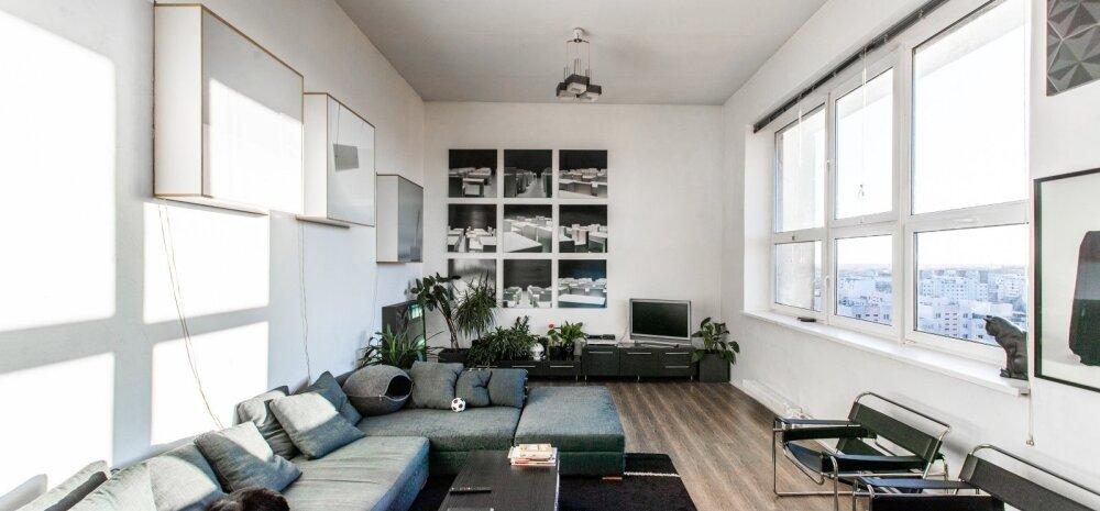 ФОТО   Трехэтажная квартира в Пярну или лофт в Ласнамяэ? 12 уникальных интерьеров, которые никого не оставят равнодушным
