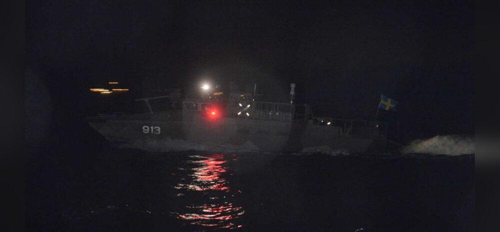 Rootsi ajaleht: arvatav Vene allveelaev saatis Stockholmi lähedalt Kaliningradi häiresignaali