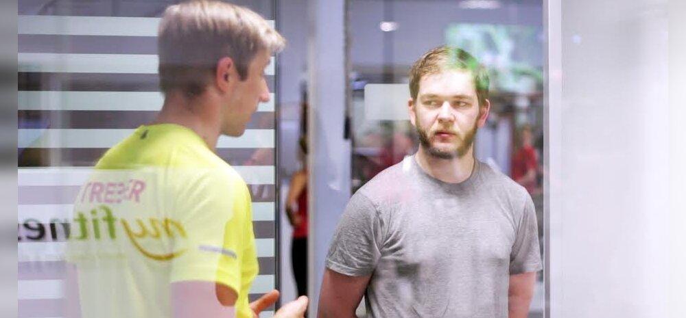 Eesti mees suveks vormi: Madis Aesma paneb end proovile ja üritab paremaks inimeseks saada