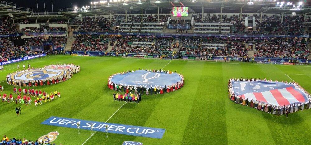 UEFA SuperCup kõrgustest