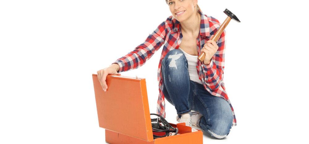 Kingispikker: millised hädavajalikud tööriistad peaks igal naisel olemas olema?