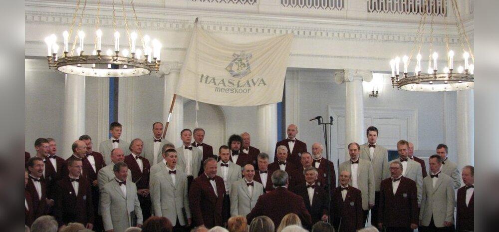 VIDEOD: Eesti mees on laululõvi - Haaslava koor on eeskujuks paljudele