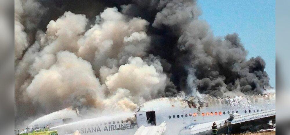 San Francisco lennuõnnetus
