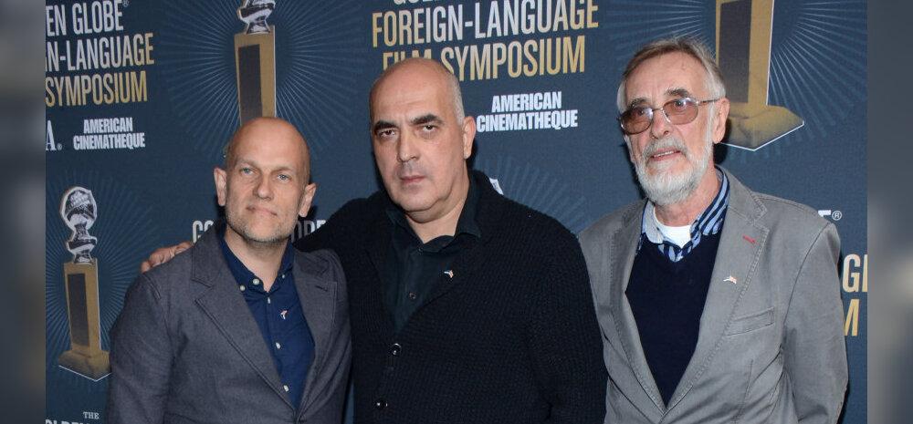 """FOTO: """"Mandariinid"""" Hollywoodis! Võõrkeelse filmi sümpoosiumil poseerisid uhkelt ka meie mehed"""