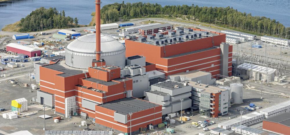 Soome tuumajaama ehitajat tabasid väga tõsised süüdistused