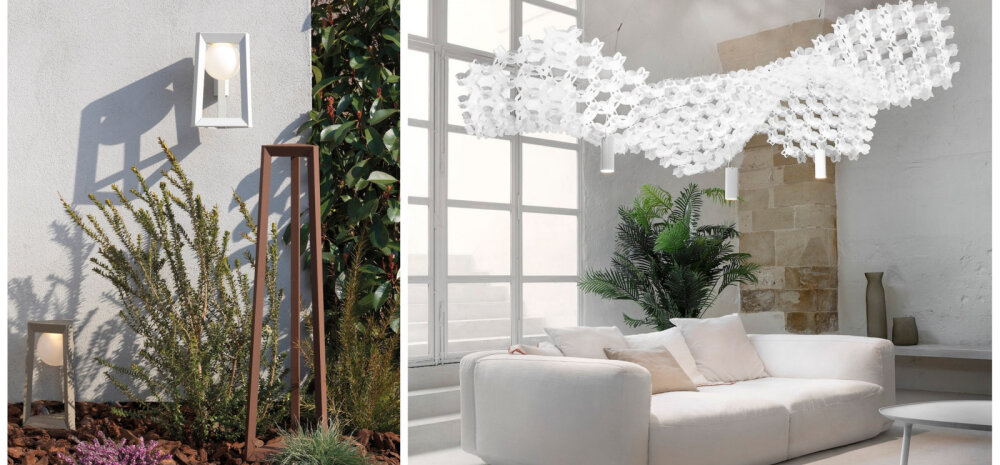 FOTOD | Millised on tänavused valgustitrendid interjööris ja aias?