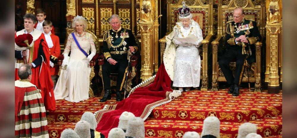 Briti õukond saab nüüd troonipärijate ritta uue nime?