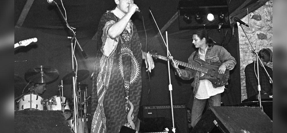 Augustibluus 1995
