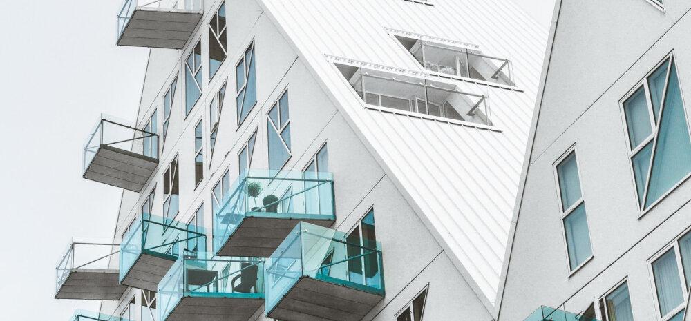 Kinnisvaraarendajad kipuvad müüdud korterite arvuga vassima