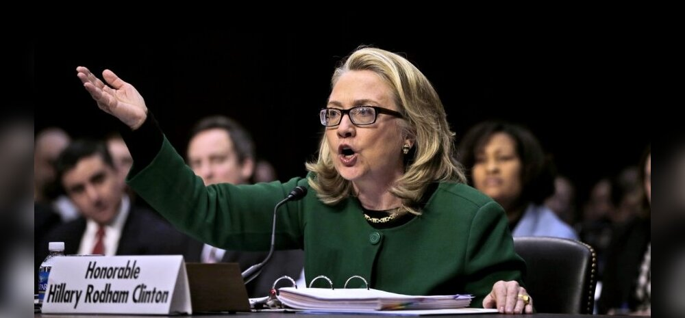 Paljastatud päevikumärkmed: kuidas reageeris Hillary Clinton tegelikult abikaasa truudusetusele?